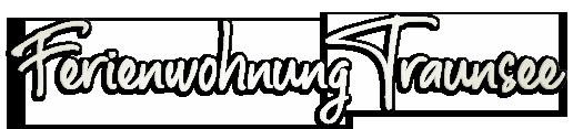 Ferienwohnung Traunsee Logo